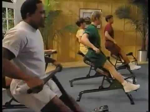 HealthRider Instructional Video (1993)
