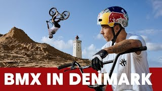 BMX Riding Denmark's Best Places To Visit | w/ Kriss Kyle