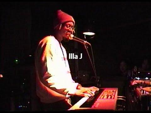 Illa J live set