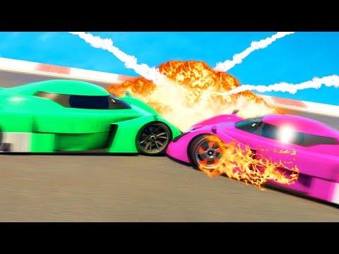 GIRLFRIEND vs. BOYFRIEND ON GTA 5! (GTA 5...