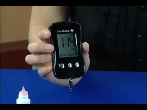 caresens-n---testing-with-control-solution