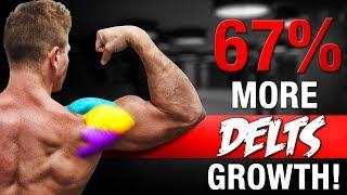 67% FASTER SHOULDER GROWTH! | (ONE MASTER TIP!)