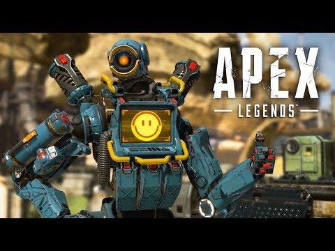 Apex Legends GOD MODE GLITCH 32 Kill Solo Game OMG WORLD RECORD