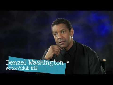 Denzel Washington - Great Futures Start Here - Boys & Girls Clubs of America