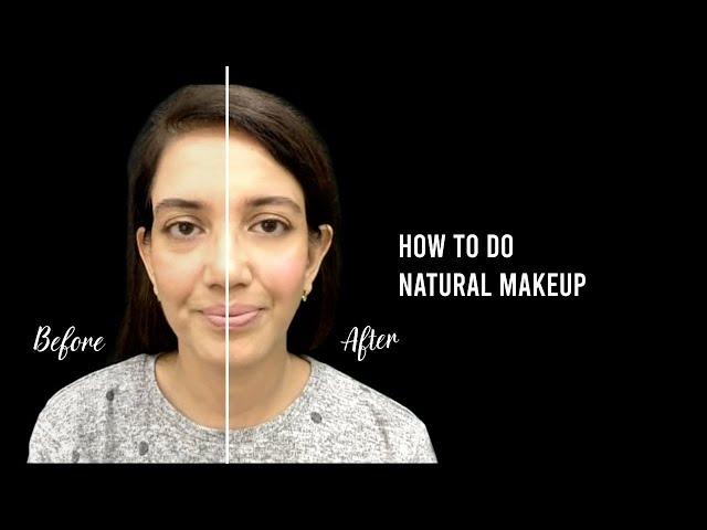 How to do Natural Makeup?