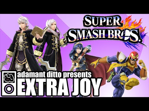 Extra Joy Special - Super Smash Bros 4 Speculation - Lucina, Robin, and Captain Falcon Reveals