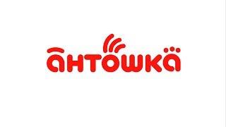 Антошка. Анимация логотипа (закрывашка). Logo Animation.