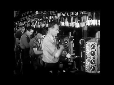 Intersections Media Opportunities for Youth - Found Film (Ford Factory Tour 1936) - January 2015