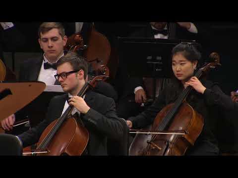 UNT Symphony Orchestra: Rachmaninoff - Piano Concerto No. 2 in C minor, Opus 18 (1901)