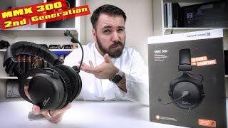 Warum ist es das beste Headset? Beyerdynamic MMX 300 (2. Generation) Premium