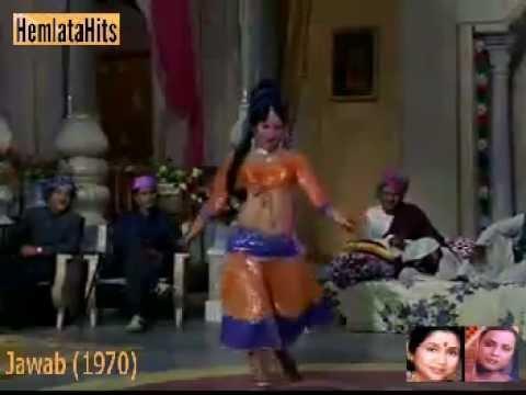 Kis Tarah Bhoolega Dil - Hemlata & Asha Bhosle - Jawab (1970)