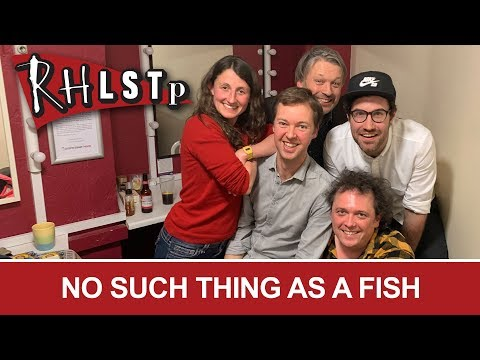 No Such Thing As A Fish - RHLSTP #221