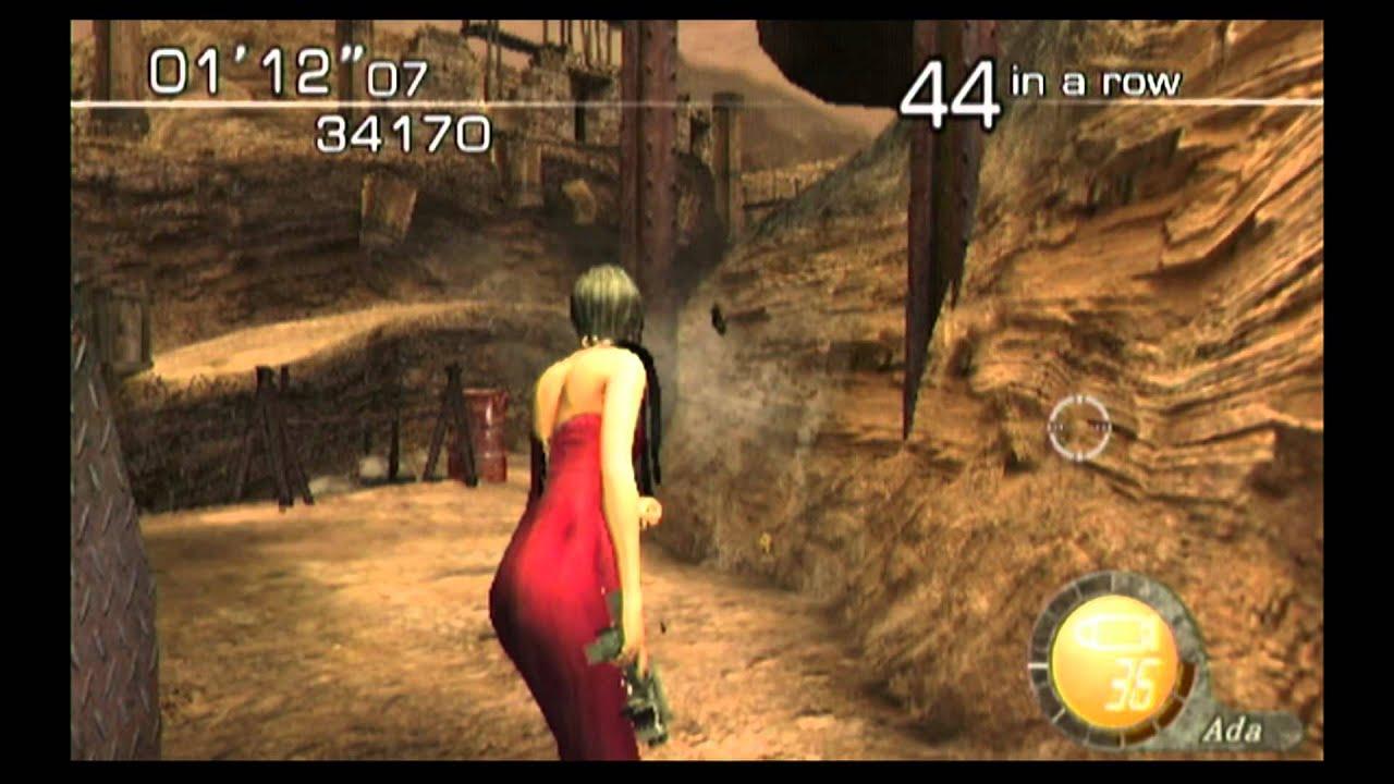 Resident Evil 4 - The Mercenaries (Chris Redfield - Edonia