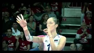 Olympic Feature - FIVB Hero Ekaterina Gamova