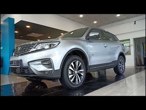2018 Proton X70 Executive 2WD SUV Full In Depth Walk Around Review. Is it worth RM110,000?