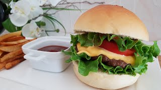 Hamburger Köftesi Tarifi -Ev Yapımı Hamburger