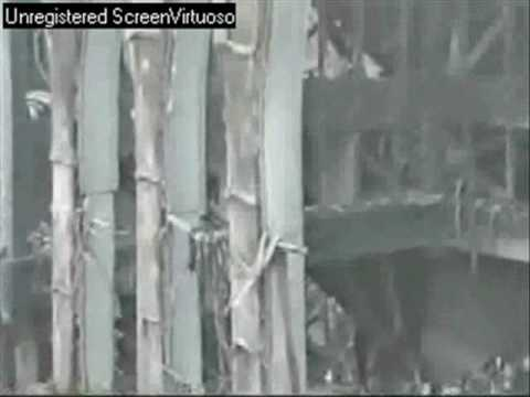 9/11 Debunked: Columns Cut not by Thermite