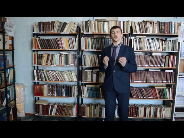Изображение предпросмотра прочтения – АлександрЛучинин читает произведение «Стихи о советском паспорте» В.В.Маяковского