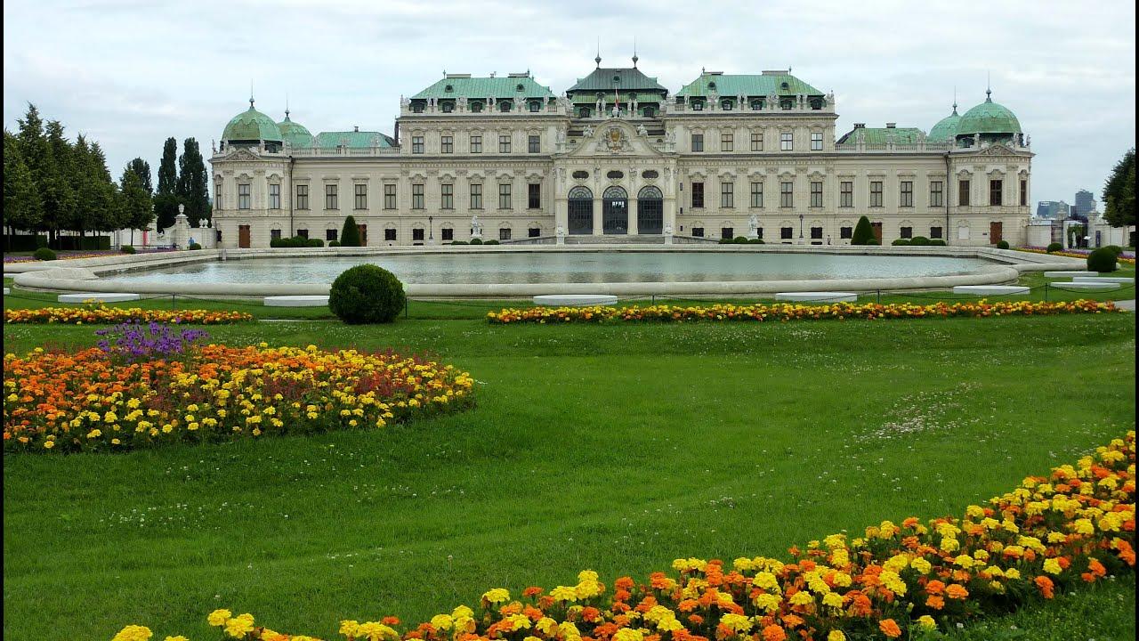 Viena Y Palacios De Belvedere Y Sch U00f6nbrunn  Vals Del Em