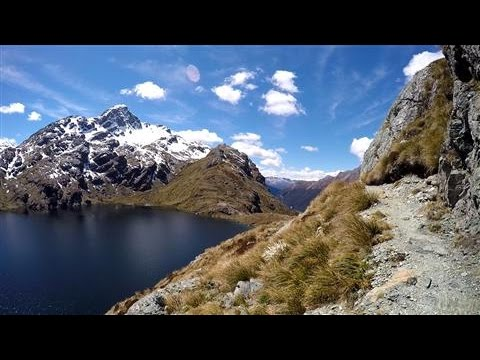 Scenes from a New Zealand 'Great Walk'