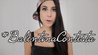 LE BAILO TWERK A MI MAMÁ (?) || #BalentinaContesta Nº4-A