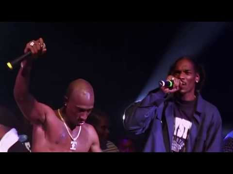 Tupac-2 of Amerikaz Most Wanted Live from:The House of Blues.
