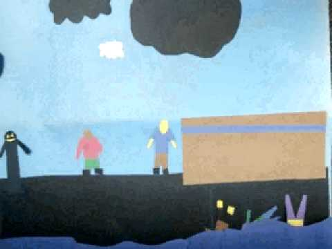 Quality Cut Out Animation Wade Gilliam