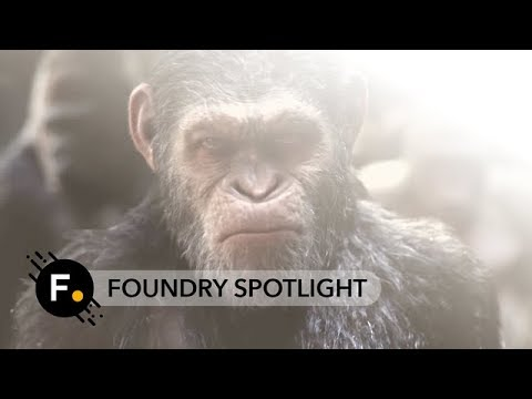 Weta Digital's Deep Compositing Work For Planet Of The Apes