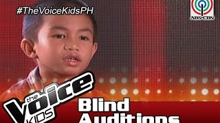 The Voice Kids Philippines 2016 Blind Auditions: Meet Cyd from Bukidnon