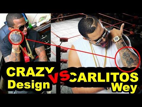 Carlitos Wey vs Crazy Design (Tiraera)