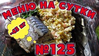 125 Правильное домашнее питание для похудения на день Как похудеть готовое меню 1500 ккал калорий