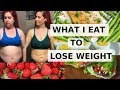 WHAT I EAT TO LOSE WEIGHT ON HCG | 70LBS WEIGHT LOSS