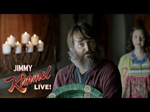 Will Forte Sings a Song He Wrote with Kristen Wiig