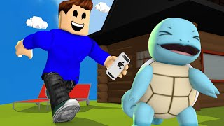 NOVO POKEMON GO ?? | ROBLOX |