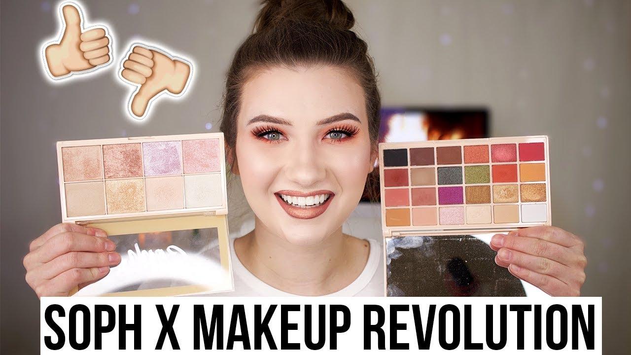 Soph x makeup revolution highlighter