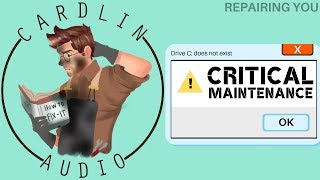 ASMR Voice: Critical Maintenance [M4A] [Repairing You] [Sci-Fi] [Android]