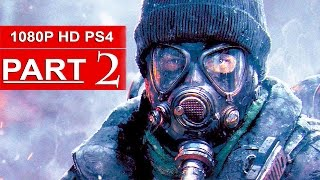 The Division Gameplay Walkthrough Part 2 [1080p HD PS4] - No Commentary (FULL GAME)