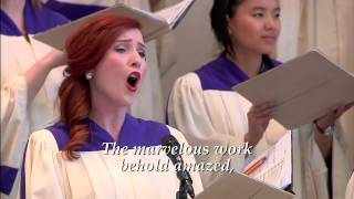 """The Marv'lous Work (the Creation)"" - Sarah Grandpre - HOP2320"