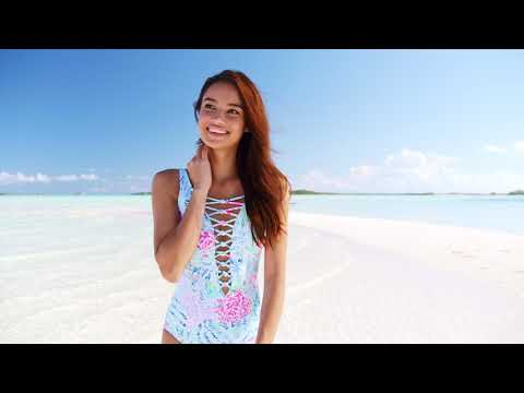 Lilly Pulitzer's Newest Summer Print: Sink Or Swim