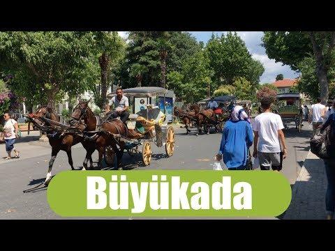 TURKEY VLOG - Büyükada Vacation Islands in Istanbul l  بويوكادا في اسطنبول