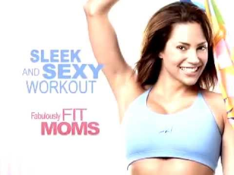 Fabulously Fit Moms with Jennifer Nicole Lee: Series Trailer