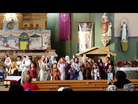 St Edwards School Winnipeg Christmas Concert 2016