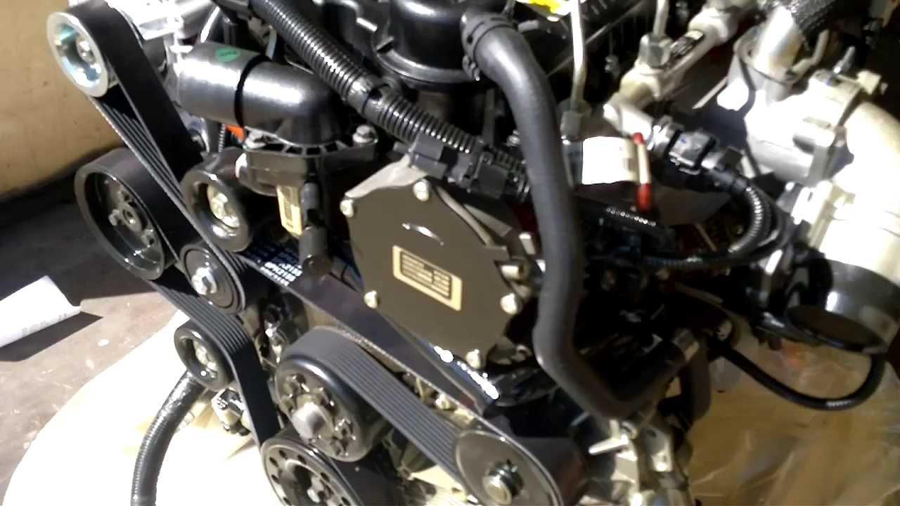 Двигатель от иномарки в Газель