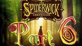 The Spiderwick Chronicles Walkthrough Part 6 (PS2, Wii, Xbox 360, PC) Full 6/10