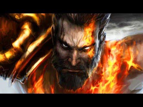 Kratos Brother Deimos GOD OF WAR Krat...