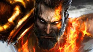 GOD OF WAR Kratos' Brother's Story (Deimos)
