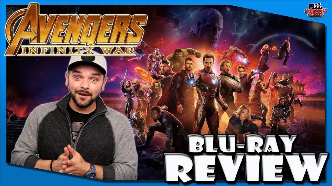 Avengers: Infinity War   Blu-ray & Special Features Review
