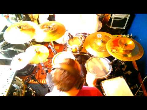 Peter Tosh - Get Up Stand Up (Drum Cover) (HD)