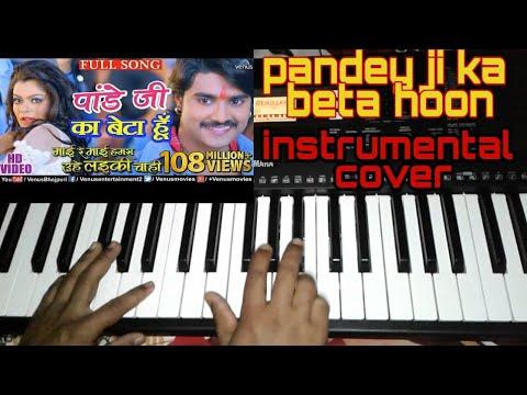Pandeyji Ka Beta Hoon #Bhojpuri Song INSTRUMENTAR COVER