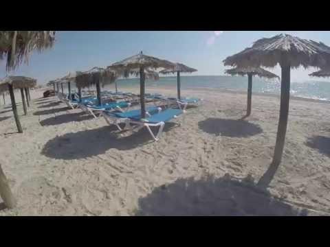 Pilar de la  horadada and Horadada beach (playa)